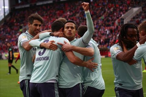 Clip bàn thắng Mainz vs Bayern Munich 1-2 Bundesliga 201819 hình ảnh