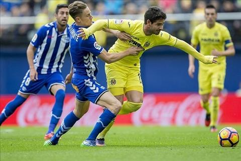 Alaves vs Villarreal 0h30 ngày 261 La Liga 201920 hình ảnh