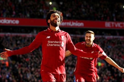 Tiền đạo Salah của Liverpool thắng giải bình chọn bởi CĐV hình ảnh