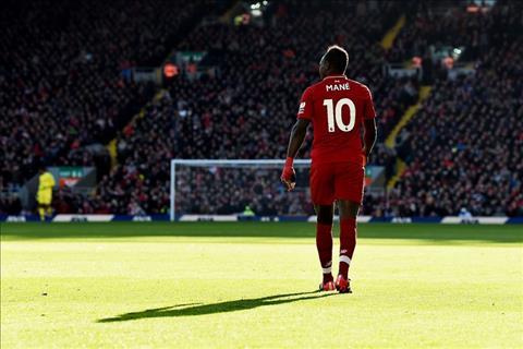HLV Jurgen Klopp nói về tiền đạo Sadio Mane của Liverpool hình ảnh
