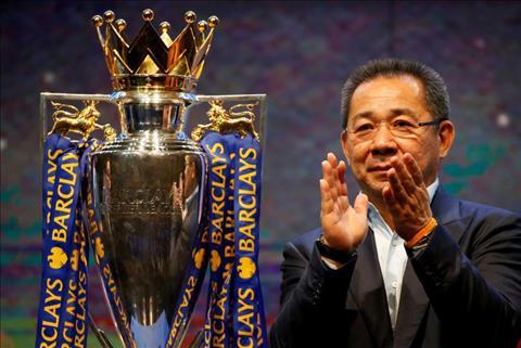 Chủ tịch Vichai và Leicester  hình ảnh