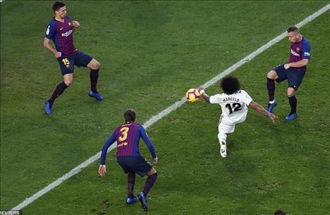 Điểm nhấn Barca 5-1 Real Suarez lập hat-trick hình ảnh