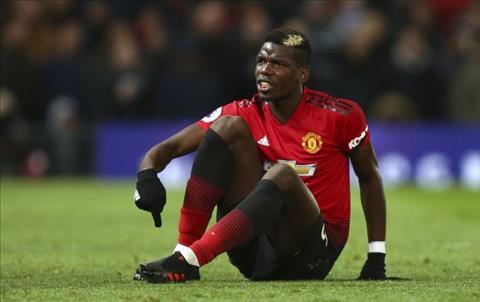Pogba bị chỉ trích vì biểu diễn quá lố trước Everton hình ảnh