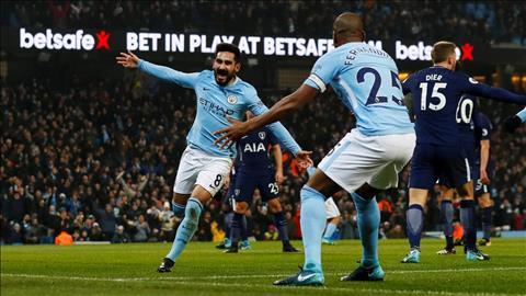 Nhan dinh Tottenham vs Man City vong 10 Premier League 2018/19