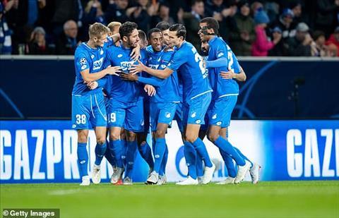 Hoffenheim vs Man City