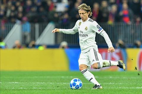 Inter Milan vẫn muốn mua Luka Modric hình ảnh