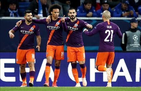 Man City thang Hoffenheim 2-1