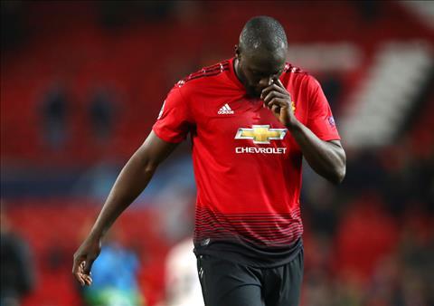 Chelsea mua Romelu Lukaku nếu Mourinho bị MU sa thải hình ảnh
