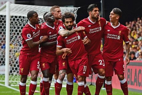 Lịch thi đấu của Liverpool tháng 10 mùa giải 20182019 hình ảnh