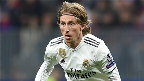 Luka Modric phát biểu về Quả bóng vàng và Real hình ảnh