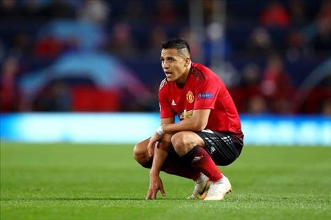 Alexis Sanchez sai lầm khi rời Arsenal gia nhập MU hình ảnh