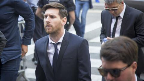 Messi gian lận tài chính bằng cách lợi dụng quỹ từ thiện hình ảnh