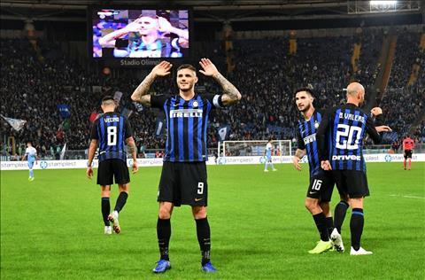 Icardi lap cu dup cho Inter