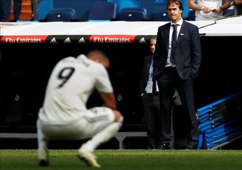 Julen Lopetegui bi sa lay o Real Madrid boi nhung van de duoc Zidane canh bao tu truoc.