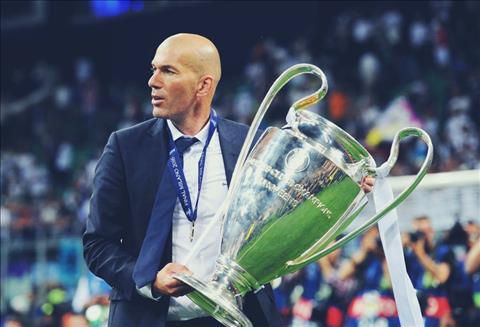 Nhin Lopetegui, lai nho ve Chan menh Thien Tu Zinedine Zidane