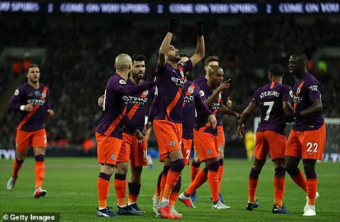 Mahrez phát biểu trận Tottenham vs Man City về chủ tịch Leicester hình ảnh