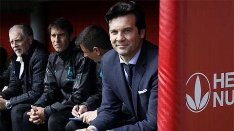 Cựu danh thủ Solari tạm thời dẫn dắt Real Madrid hình ảnh