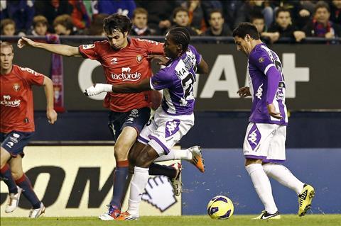 Mallorca vs Valladolid 0h30 ngày 22 La Liga 201920 hình ảnh