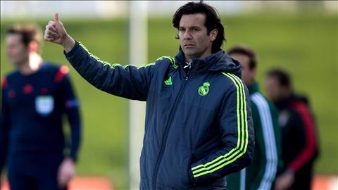 HLV Solari Không ai có thể sánh được với Zidane hình ảnh