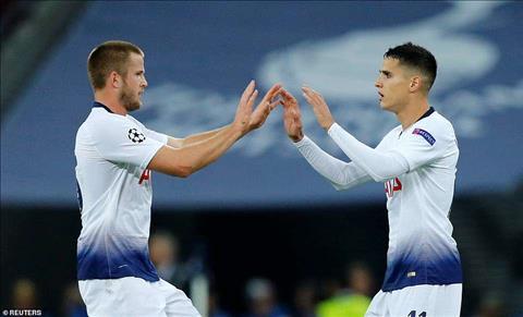 Nhung no luc chi giup Tottenham ghi duoc 2 ban danh du ma thoi