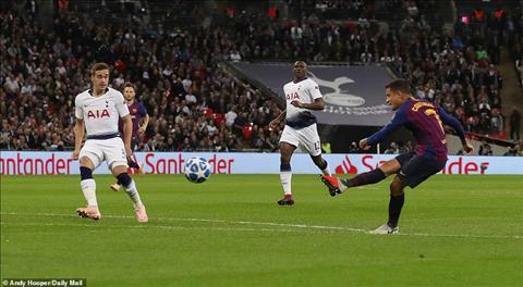 Tottenham 2-4 Barcelona Vẫn luôn là sự khác biệt ấy… hình ảnh
