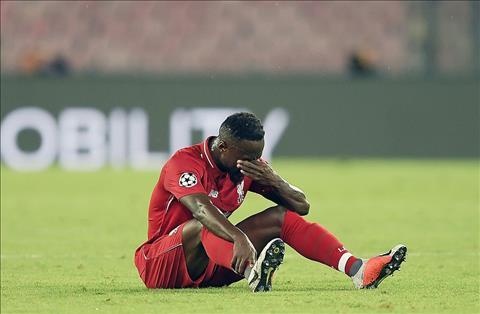 Naby Keita dính chấn thương sau trận thua Napoli hình ảnh