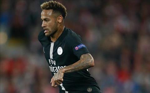Neymar cua PSG
