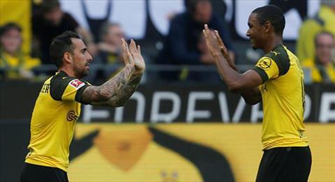 Kết quả trận đấu Dortmund vs Augsburg 4-3 Bundesliga 201819 hình ảnh