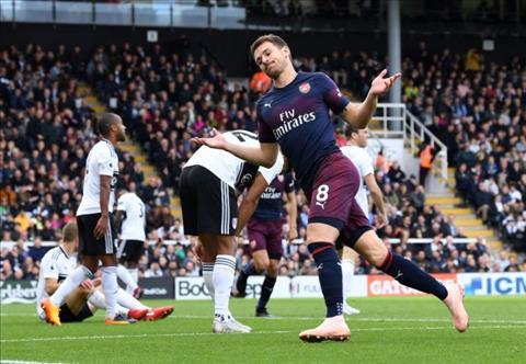Aaron Ramsey rời Arsenal cập bến một đội bóng ở Ngoại hạng Anh hình ảnh