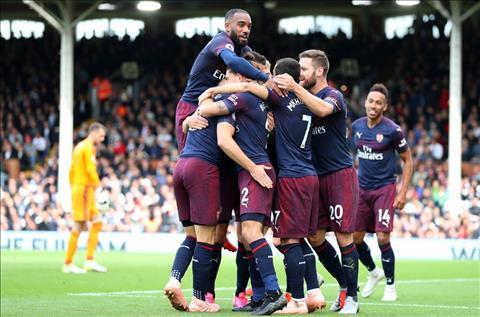 Fulham 1-5 Arsenal Đã tới lúc công nhận tài năng của Emery hình ảnh