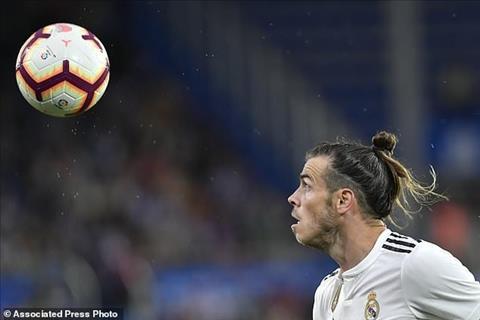 Gareth Bale và Karim Benzema chấn thương hình ảnh
