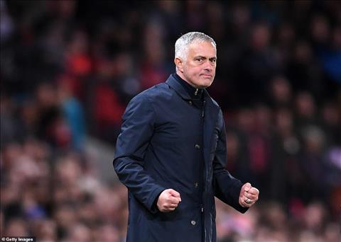 HLV Mourinho tiết lộ kim bài miễn tử mới nhận từ BLĐ MU hình ảnh