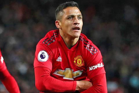 Jose Mourinho khen Alexis Sanchez sau tran thang Newcastle.