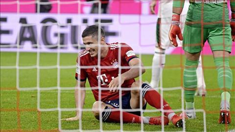 Kết quả Bayern Munich vs Gladbach 0-3 vòng 7 Bundesliga 201819 hình ảnh