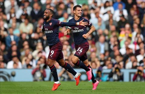 Những thống kê đáng nhớ sau trận Fulham 1-5 Arsenal hình ảnh
