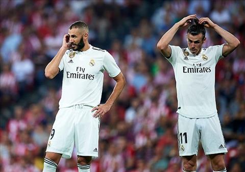 Thanh tich ghi ban cua Real Madrid thoi gian gan day gay that vong.