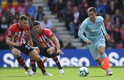 Những thống kê ấn tượng sau trận Southampton 0-3 Chelsea hình ảnh