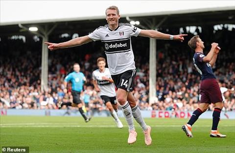 Schurrle go hoa 1-1 cho Fulham