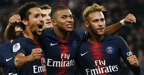 Clip bàn thắng PSG vs Lyon 5-0 Vòng 9 Ligue 1 201819 hình ảnh