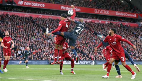 Điểm nhấn Liverpool vs Man City vòng 8 Ngoại hạng Anh 201819 hình ảnh