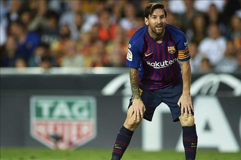 Messi khong the ganh vac noi Barca