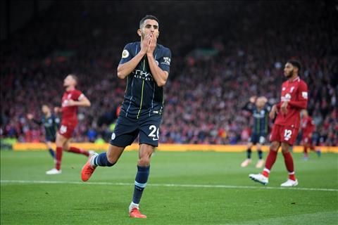 Mahrez sut truot penalty