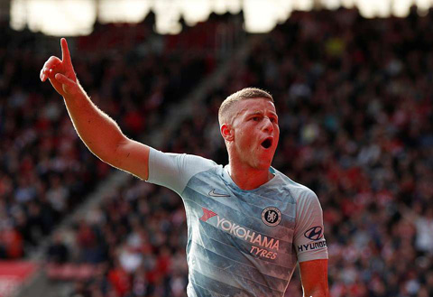 Ngôi sao Hazard khen Barkley trận Chelsea vs Southampton hình ảnh