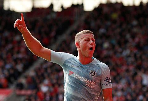 Barkley phát biểu trận Chelsea vs Southampton về chức vô địch EPL hình ảnh