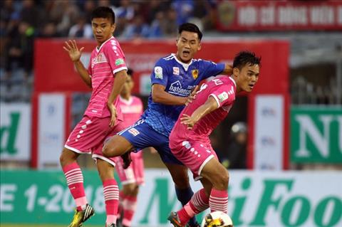 Sài Gòn vs Quảng Nam 17h00 ngày 810 (V-League 2018) hình ảnh