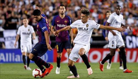 HLV Valverde phát biểu trận Barca vs Valencia hình ảnh