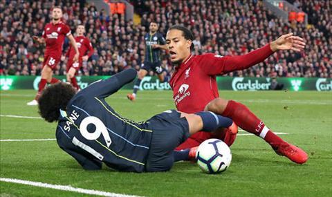 Trung vệ Van Dijk nói gì khi suýt trở thành tội đồ của Liverpool hình ảnh
