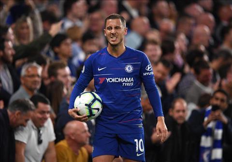Chelsea muốn gia hạn hợp đồng mới với tiền vệ Eden Hazard hình ảnh
