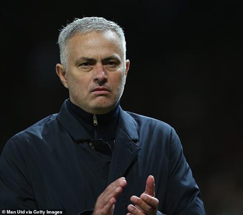Tương lai HLV Jose Mourinho sẽ được quyết định trong tuần này hình ảnh