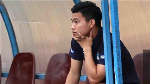 Vu Van Thanh noi ve chan thuong khien cau thu nay lo hen voi AFF Cup 2018.
